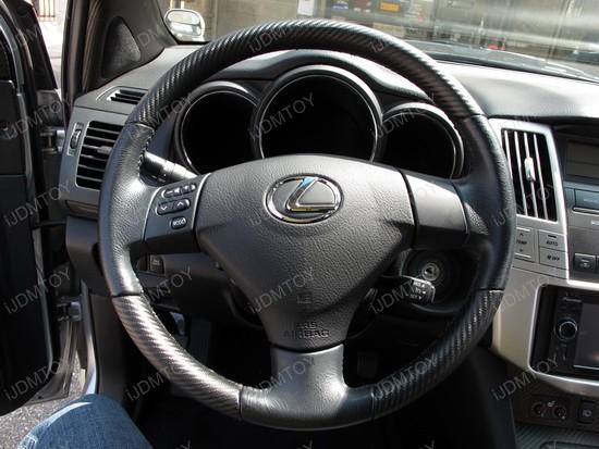 Lexus - RX - 330 - carbon - fiber - vinyl - interior - 3
